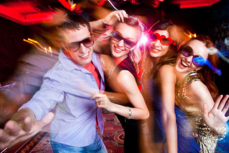 Birthday Disco Parties Essex