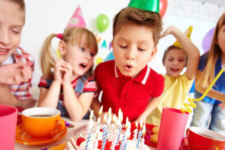 Pre-School Parties Essex